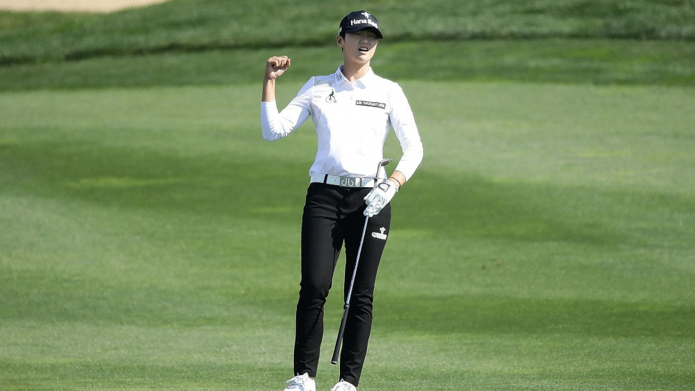 S.H. Park to take over as new women's world No. 1