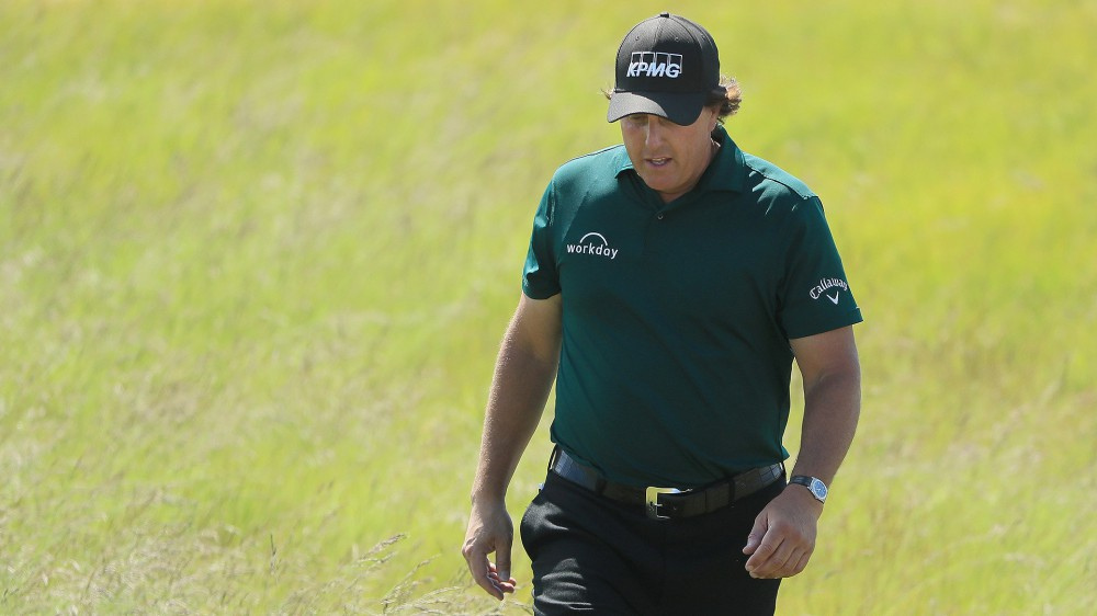 Social media firestorm to Mickelson controversy