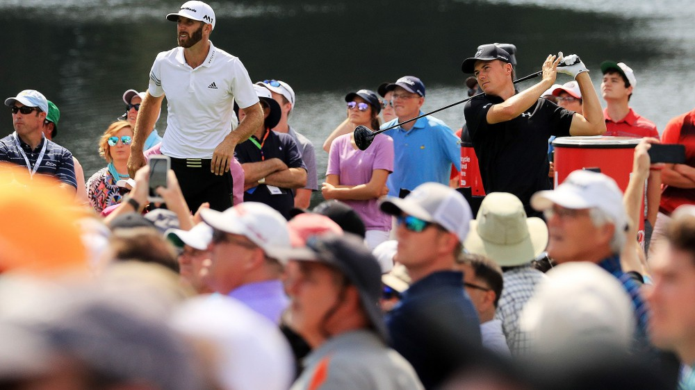 Spieth: 'Not really in control of my [FedExCup] destiny'