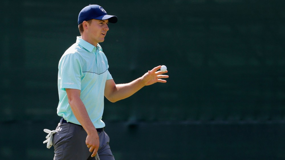 Spieth leads by 3 in Northern Trust