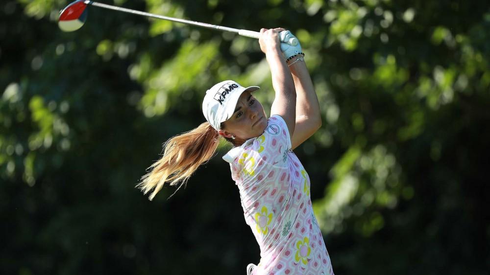 Spilkova grabs second-round lead at LPGA's Q-Series