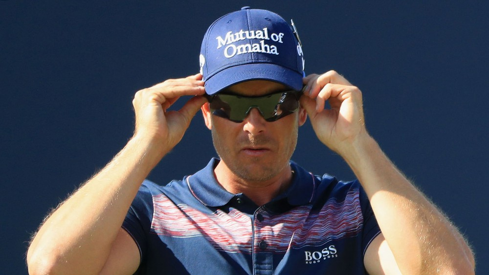 Stenson grouped with Kisner, Haas at Wyndham