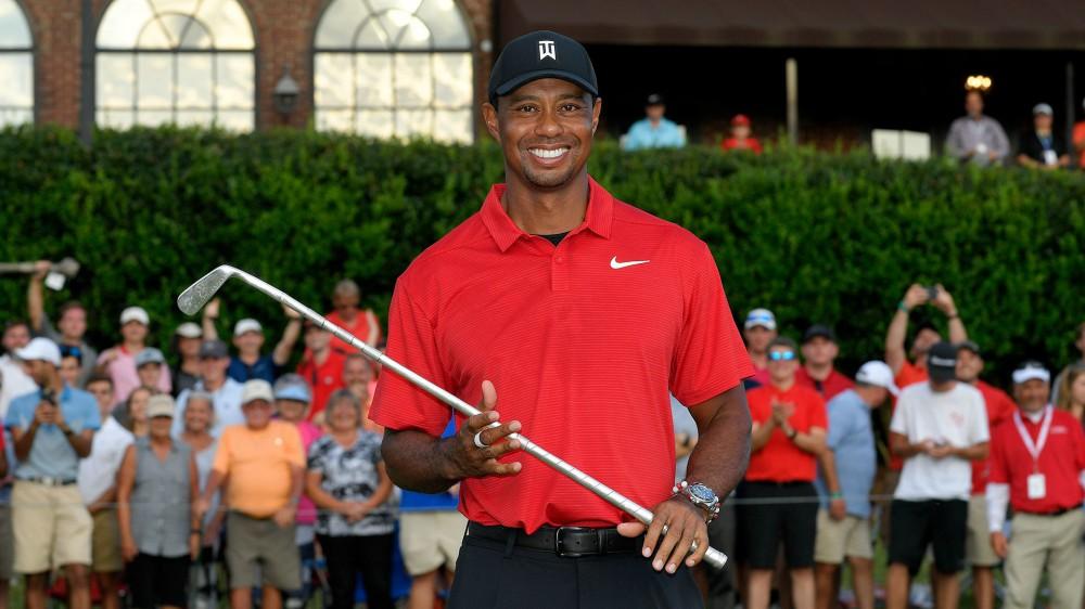 TT Postscript: Finally, officially, Tiger Woods is back