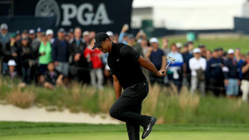 TT Postscript: From Masters champ to MC, and that's OK