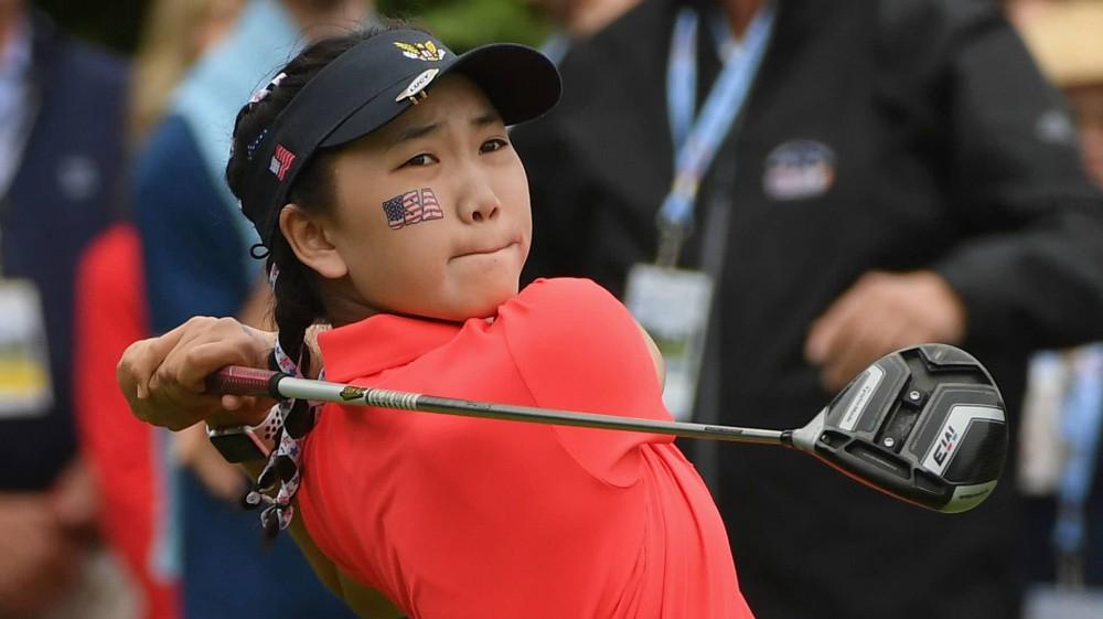 Teen phenom Li (injury) withdraws from Augusta National Women's Amateur