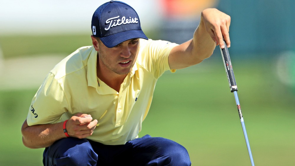 Thomas edges near top of U.S. Ryder Cup standings