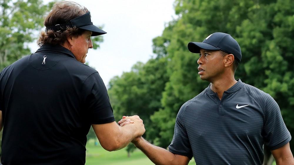 Tiger vs. Phil $9M pay-per-view match set for Nov. 23