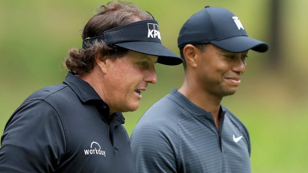 Tiger vs. Phil: Let the trash talking begin