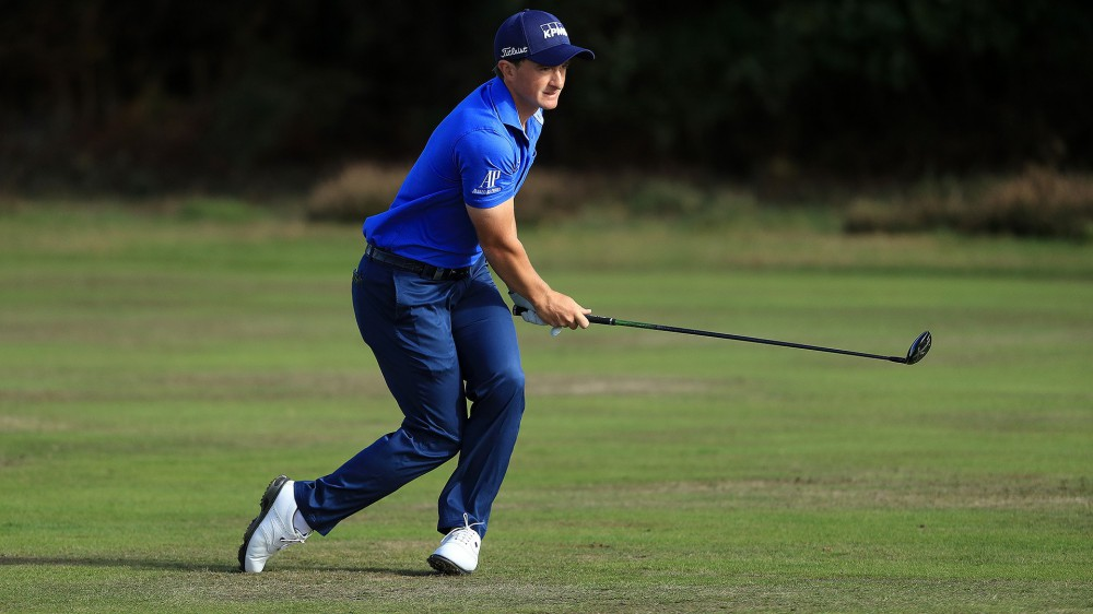 Turkish leader Dunne inspired by watching Euros win Ryder Cup