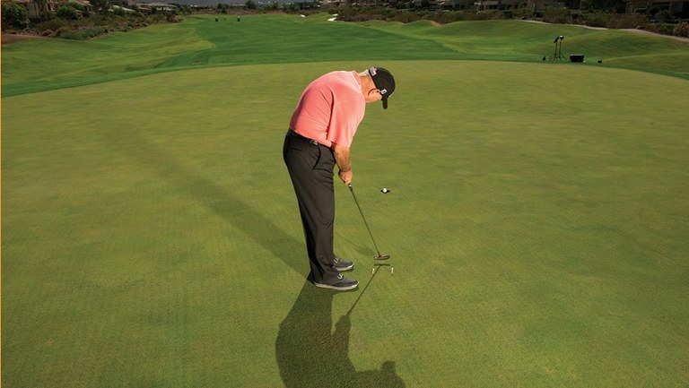 Two Skills For Great Putting