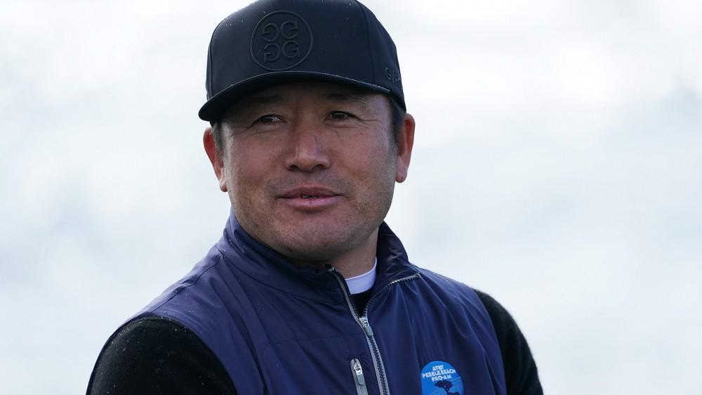 Watch: Choi hits first shot in PGA Tour debut