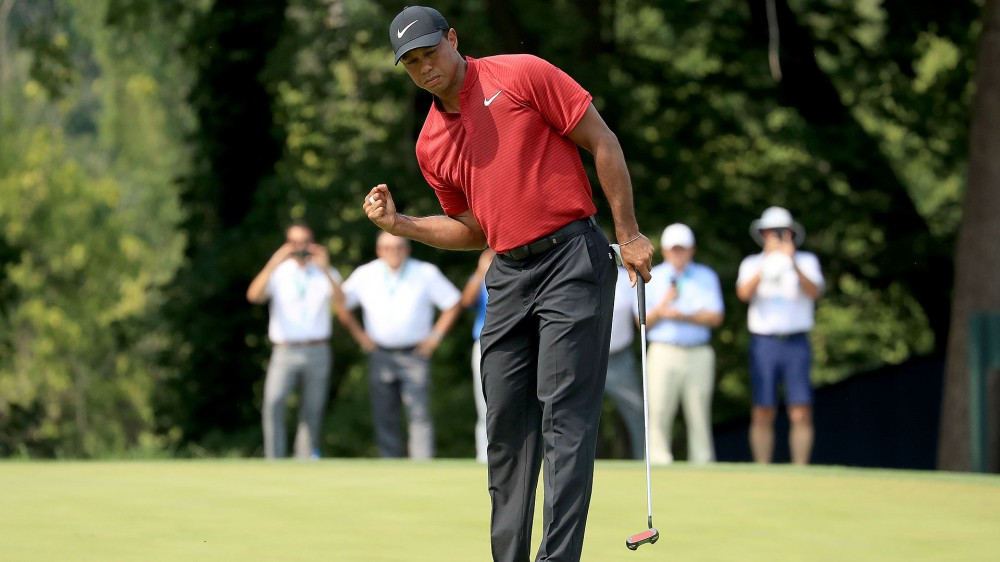 Watch: Tiger highlights from Rd. 4 at the PGA