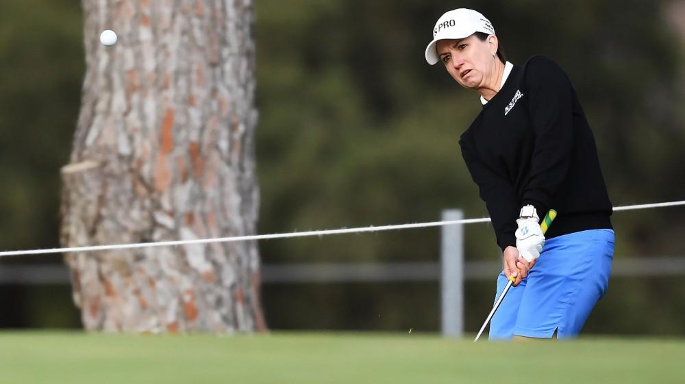Webb eyeing sixth Women's Aussie trophy, 42nd LPGA title