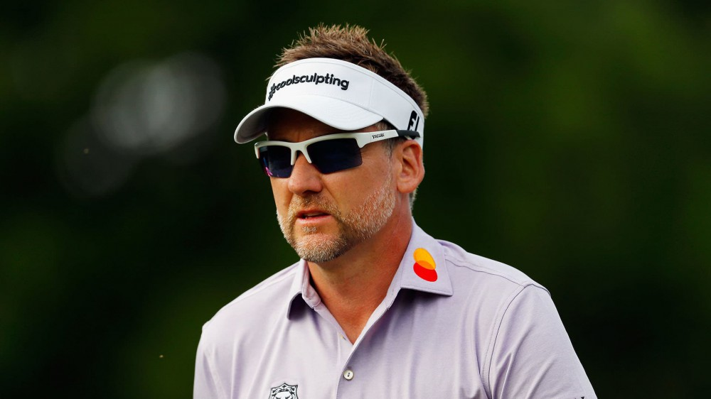Who needs sleep? Poulter shoots 66 in Abu Dhabi after 34 hours of travel