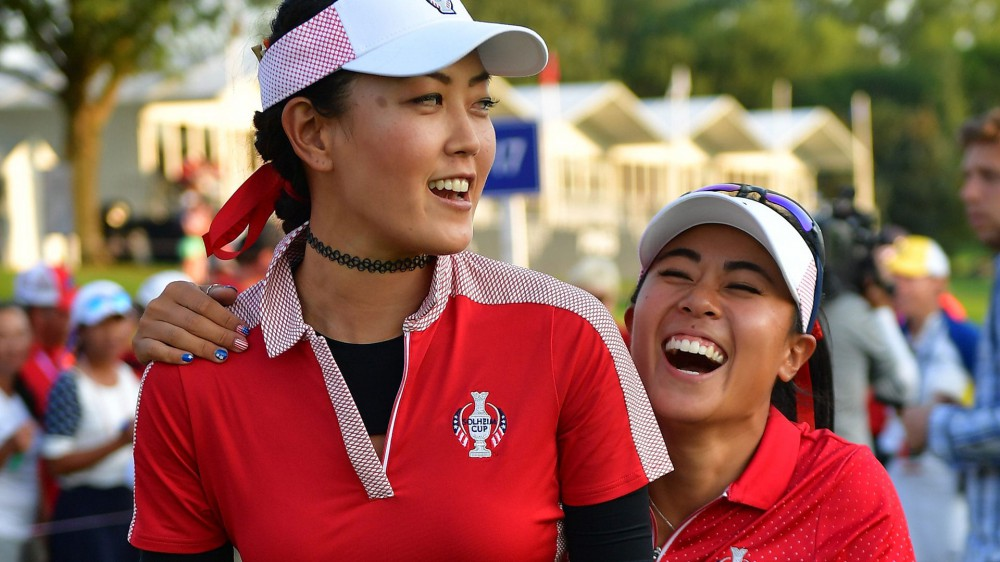 Wie, Kang staying together Saturday morning