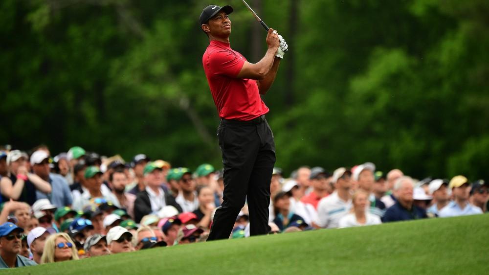 Woods, DJ, Koepka betting co-favorites for PGA Championship