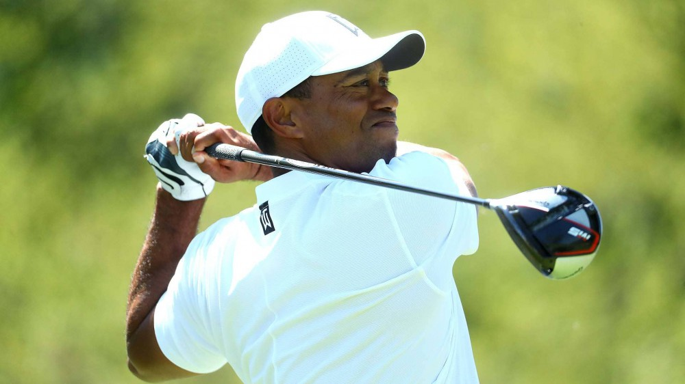 Woods admits Match Play could be taxing on back
