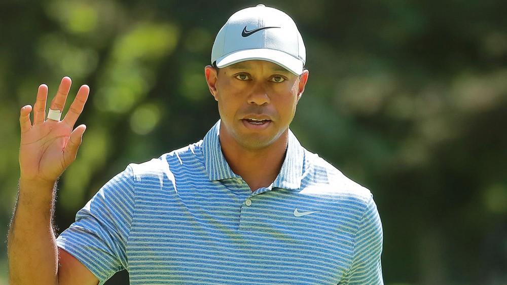 Woods arrives at TPC Sawgrass: 'I feel good'