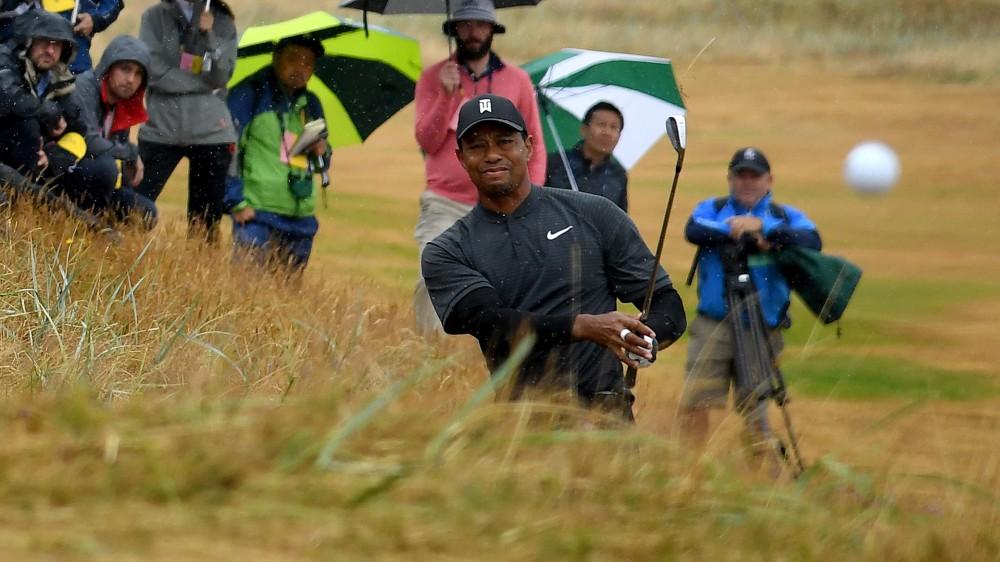Woods fires shot into crowd: 'I kept moving them back'