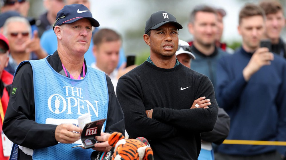 Woods needs top-10 at Open to qualify for WGC