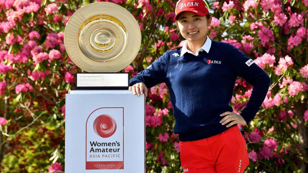 Yasuda wins Women's Amateur Asia-Pacific, earns Augusta invite